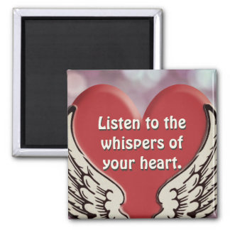 Imã Escute seu coração