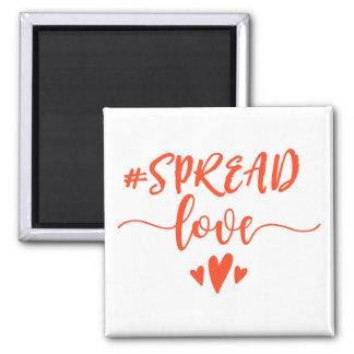 Imã Espalhe o amor