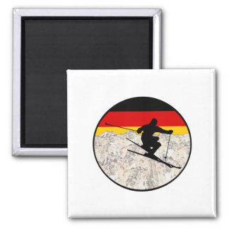 Imã Esqui Alemanha