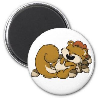 Imã Esquilo exaltado!