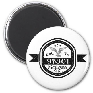 Imã Estabelecido em 97301 Salem