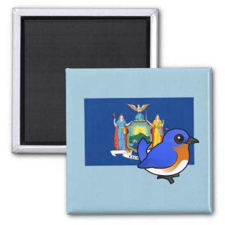 Imã Estado Birdorable de New York: Bluebird oriental