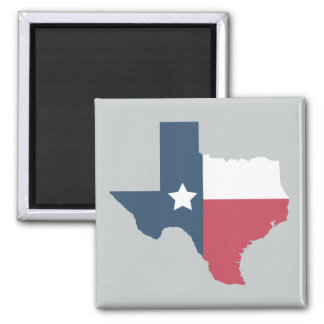 Imã Estado de Texas - ímã da bandeira