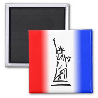 Imã Estátua da liberdade New York