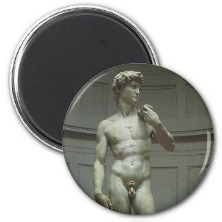 Imã Estátua de David por Michelangelo