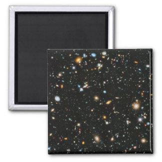 Imã Estrelas e galáxias do espaço profundo