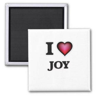 Imã Eu amo a alegria