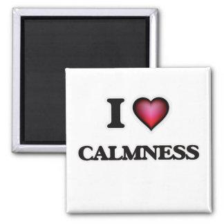 Imã Eu amo a calma