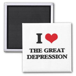 Imã Eu amo a Grande Depressão