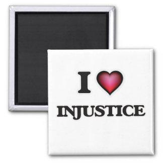 Imã Eu amo a injustiça