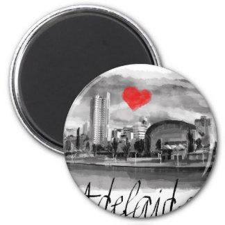 Imã Eu amo Adelaide