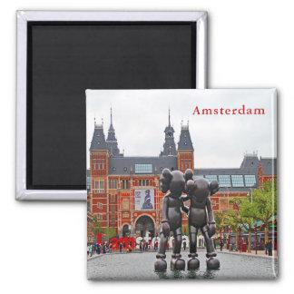 Imã Eu amo Amsterdão