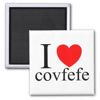 Imã Eu amo Covfefe