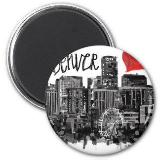 Imã Eu amo Denver