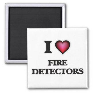 Imã Eu amo detectores de fogo