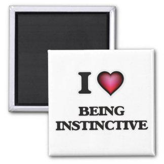 Imã eu amo estar instintivo