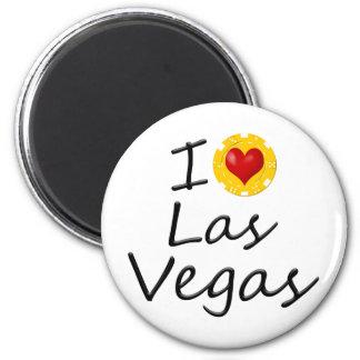 Imã Eu amo Las Vegas