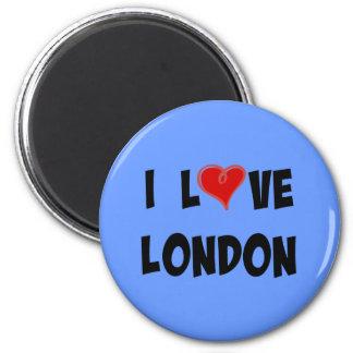 Imã Eu amo Londres