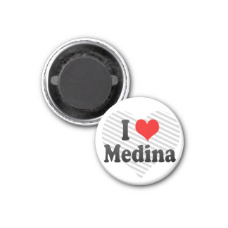Imã Eu amo Medina, Arábia Saudita