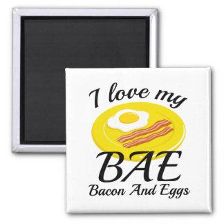 Imã Eu amo meu BAE