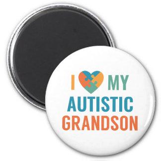 Imã Eu amo meu neto autístico