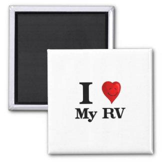 Imã Eu amo meu rv