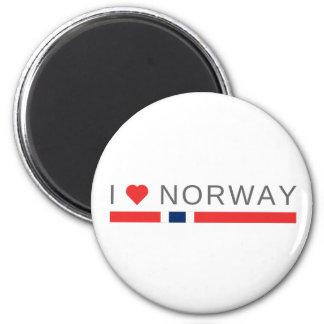 Imã Eu amo Noruega