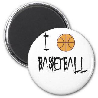 Imã Eu amo o basquetebol