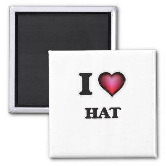 Imã Eu amo o chapéu