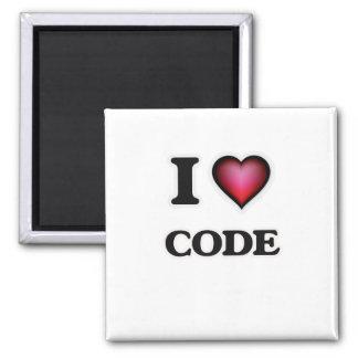 Imã Eu amo o código