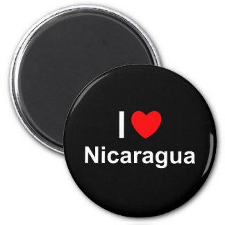 Imã Eu amo o coração Nicarágua