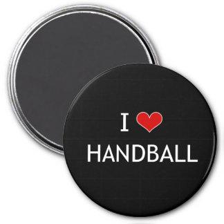 Imã Eu amo o handball