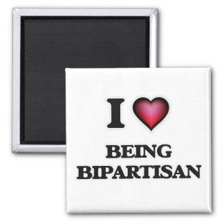 Imã Eu amo ser bipartidismo