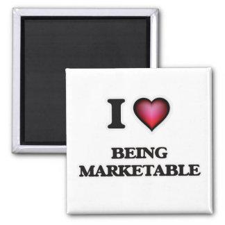 Imã Eu amo ser negociável