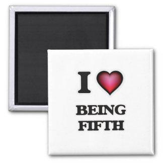 Imã Eu amo ser quinto