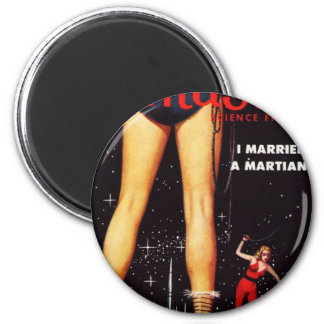 Imã Eu casei um marciano