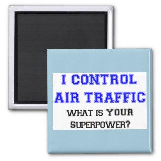 Imã Eu controlo o tráfico aéreo