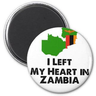Imã Eu deixei meu coração na Zâmbia