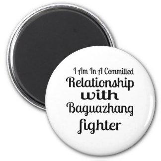 Imã Eu estou em uma relação cometida com Baguazhang F