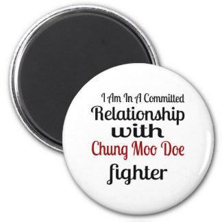 Imã Eu estou em uma relação cometida com Chung que o