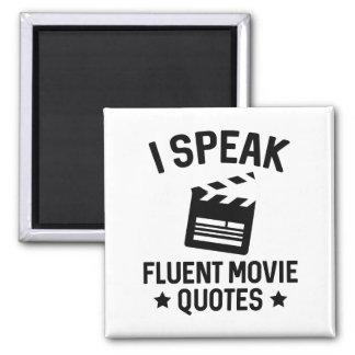Imã Eu falo citações fluentes do filme