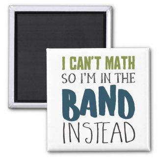 Imã Eu não posso matemática, assim que eu estou na
