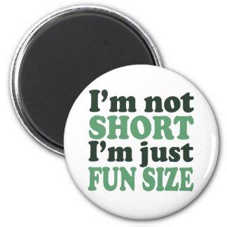 Imã Eu não sou curto - apenas divertimento Size~