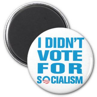 Imã Eu não votei para o socialismo