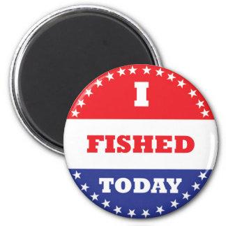 Imã Eu pesquei hoje
