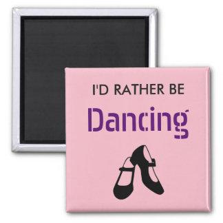 Imã Eu preferencialmente estaria dançando