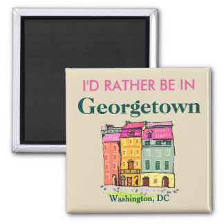 Imã Eu preferencialmente estaria em Georgetown