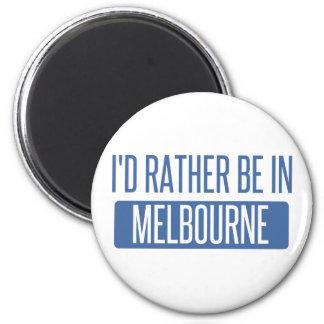 Imã Eu preferencialmente estaria em Melbourne