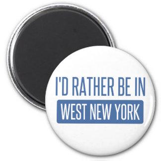 Imã Eu preferencialmente estaria em New York ocidental