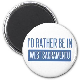 Imã Eu preferencialmente estaria em Sacramento